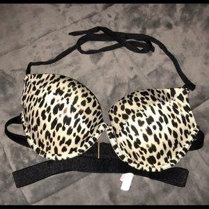 Victoria secret push up bikini top